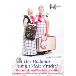 Hoe Hollands is mijn klederdracht