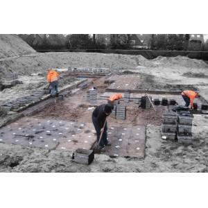 Expositie Steentijdvondsten afgraving Staringlaan