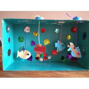 Kijkdozen en pop-up boeken in wijkmuseum Soesterkwartier